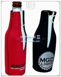 Neopren Bier/Getränke Flasche Kühler Inhaber Isolator -036