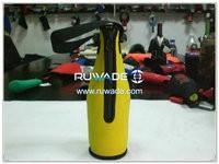 Neoprene beer/beverage bottle cooler holder insulator -051
