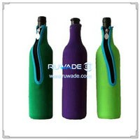 Neoprene beer/beverage bottle cooler holder insulator -072