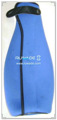 In neoprene birra/bevande bottle cooler supporto isolante -079