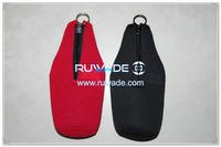 Neoprene beer beverage bottle cooler -098