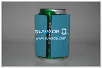 Neoprene slap can cooler holder koozie -005-5
