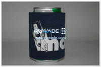 Neoprene slap can cooler holder koozie -008-2