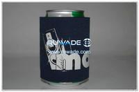 Neoprene slap can cooler holder koozie -008-2