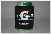 Neoprene slap can cooler holder koozie -010-3