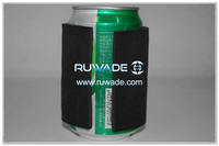 Neoprene slap can cooler holder koozie -010-4