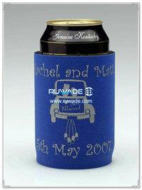 Neoprene stubby can bottle cooler holder koozie -033