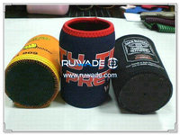 Neoprene stubby can holder glued base -104