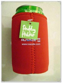 Neoprene stubby can holder -130-1
