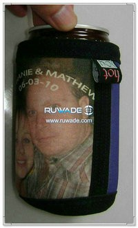 Neoprene stubby can holder -136
