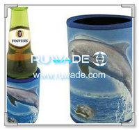 Neoprene stubbie can cooler -150