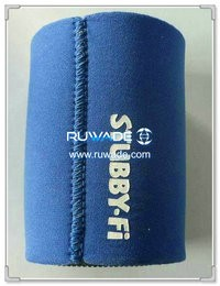 Neoprene stubbie can holder -166-1