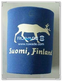 Neoprene stubbie can holder -166