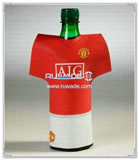 del neoprene t-shirt bottle cooler supporto isolante -023