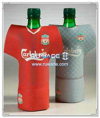 del neoprene t-shirt bottle cooler supporto isolante -026