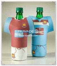 del neoprene t-shirt bottle cooler supporto isolante -027