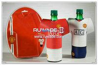 del neoprene t-shirt bottle cooler supporto isolante -035