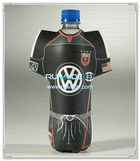 Neopren T-shirt Flasche Kühler Inhaber Isolator -047