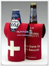 Neopren T-shirt Flasche Kühler Inhaber Isolator -053