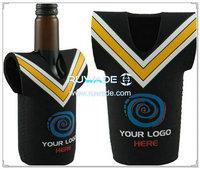 del neoprene t-shirt bottle cooler supporto isolante -060