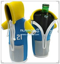 neoprene t-shirt bottle holder -065
