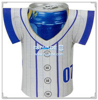 del neoprene t-shirt can cooler supporto isolante -001