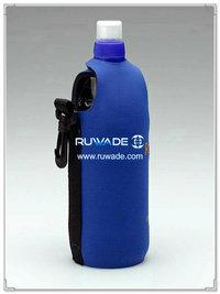 Del neoprene acqua/bevande bottle cooler titolare isolante -015