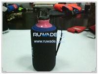 Isolateur de support refroidisseur néoprène eau/boisson bouteille -048