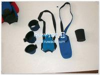 Neoprene water/beverage bottle cooler holder insulator -051