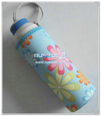 Neoprene water/beverage bottle cooler holder insulator -064