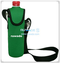 Neoprene water/beverage bottle cooler holder insulator -072