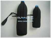 Neoprene water/beverage bottle cooler holder insulator -081
