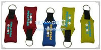 Neoprene Key Ring/Chain -004-4