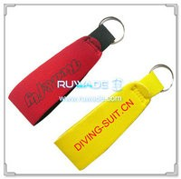 Neoprene Key Ring/Chain -005