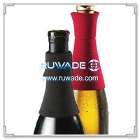 Collare di neoprene gocciolare vino tappo anello -001