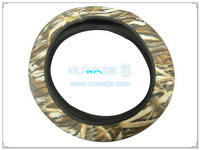 Neoprene car steering wheel cover -001