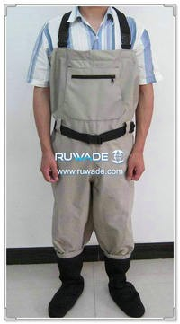 Waterproof breathable fishing wader -001