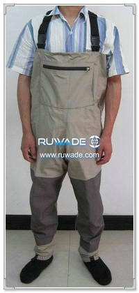 Waterproof breathable fishing wader -002