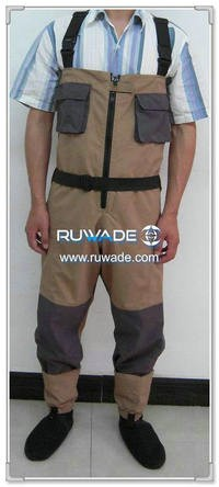 Waterproof breathable fishing wader -004