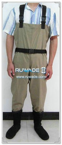 Waterproof breathable fishing wader -005