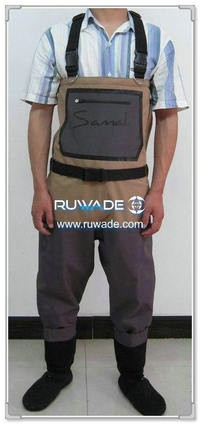 Waterproof breathable fishing wader -007