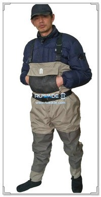Waterproof breathable fly fishing wader -012