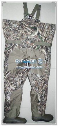 Waterproof breathable fly fishing wader -015