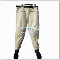 Waterproof breathable waist fishing wader -003