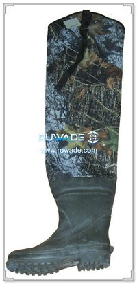 Wader quadril do camo neoprene -003