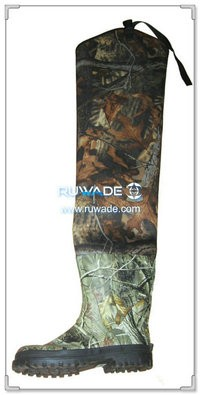 Wader quadril do camo neoprene -004