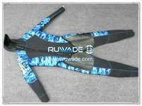 neoprene camo spearfishing suits -003