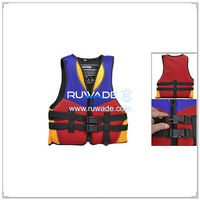 Neoprene life float vest jacket -002