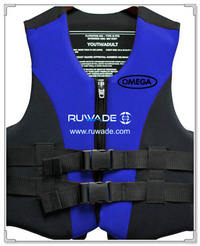 Neoprene life float vest jacket -008
