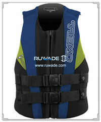 Neoprene life float vest jacket -010